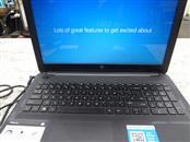 HEWLETT PACKARD LAPTOP 15 - AMD A6-5200 APU, 4GB RAM, 500GB HDD, WINDOWS 10
